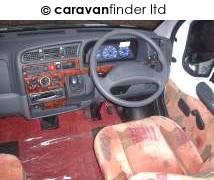 Used Autocruise Valentine 1999 motorhome Image