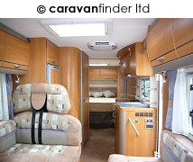 Used Swift Kontiki 669 2010 motorhome Image
